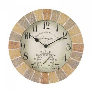 stonegate wall clock