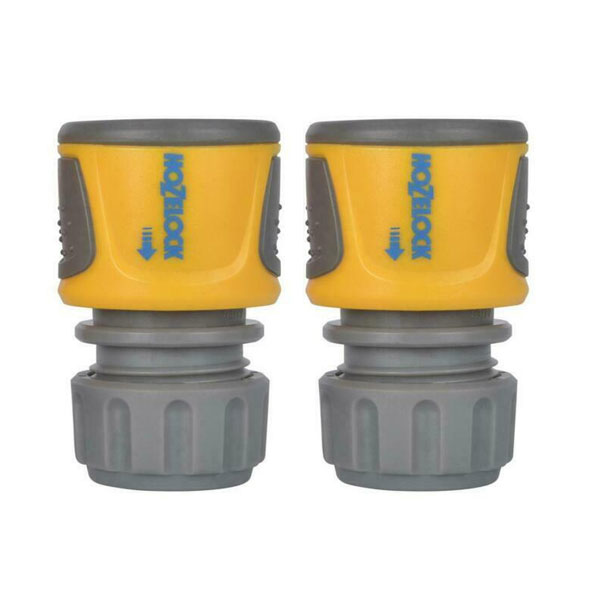 hose connector twinpack
