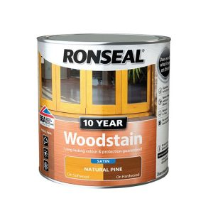ronseal natural pine stain